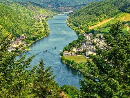 Moselle Allemagne